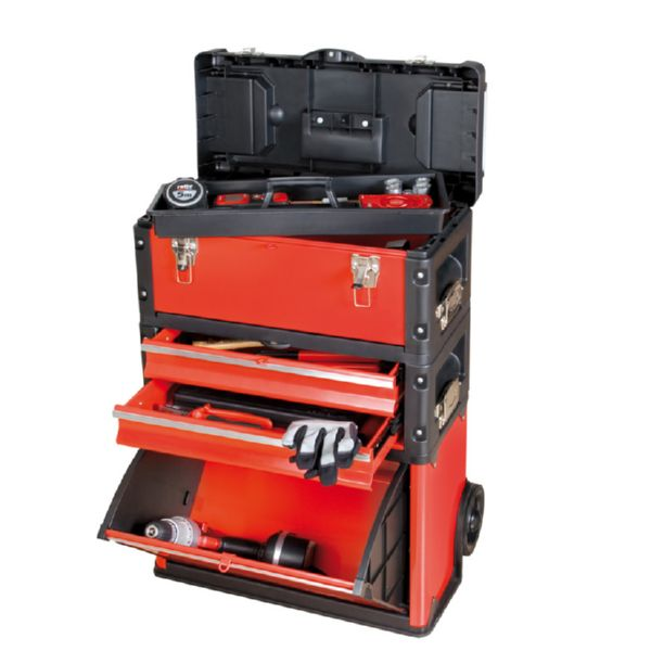 CAJA TALLER MOVIL METALICO RATIO