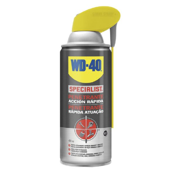 PENETRANTE. DOBLE ACCIÓN.WD-40.400ML