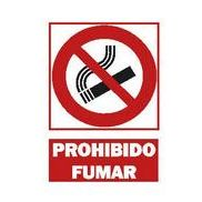SEÑAL 210x297 PROHIBIDO FUMAR